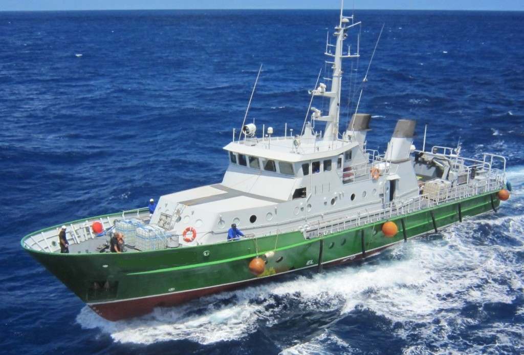 PATROL BOAT FOR SALE OR CHARTER IN SOUTH EAST ASIA - John